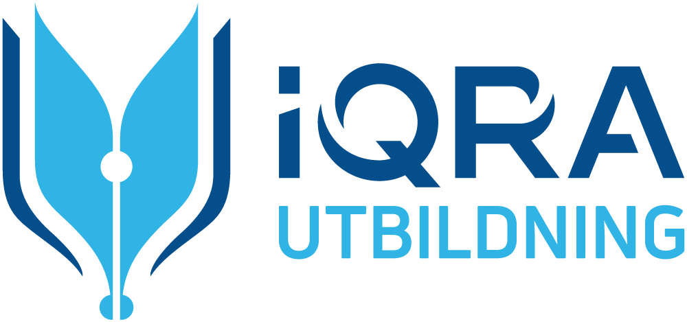 IQRA Utbildnings logotyp